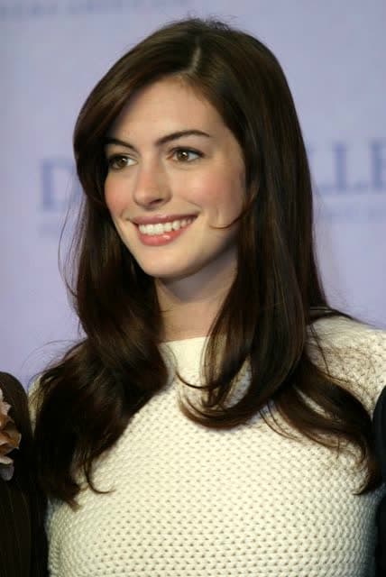 Anne hathaway sexuality