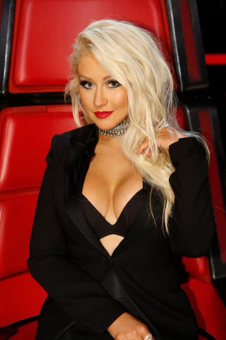 Christina aguilera ethnic background