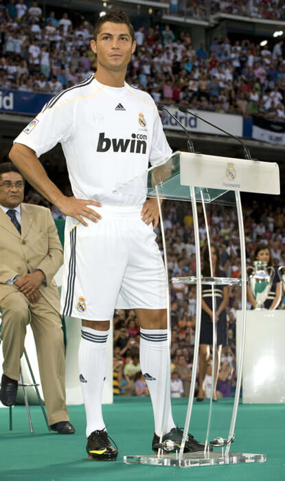 Cristiano Ronaldo Bio Age Height Weight Net Worth Facts And