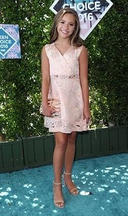 Mackenzie Ziegler - Bio, Age, Height, Weight, Body ...
