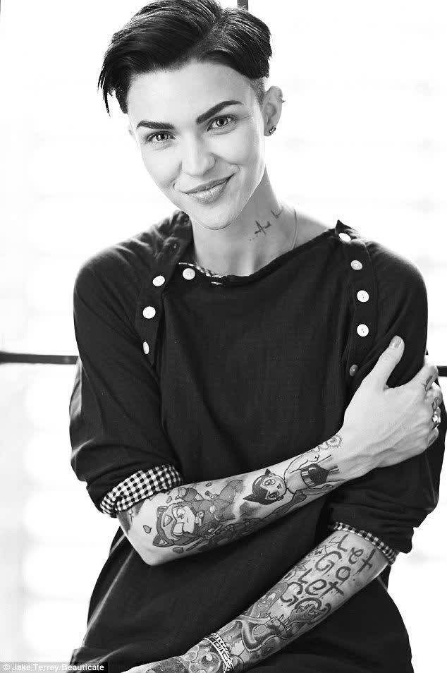 Ruby Rose Bio Age Height Weight Body Measurements